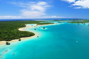 Islands of New Caledonia
