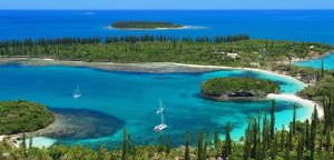 New Caledonia nature
