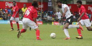 New Caledonia vs Fiji