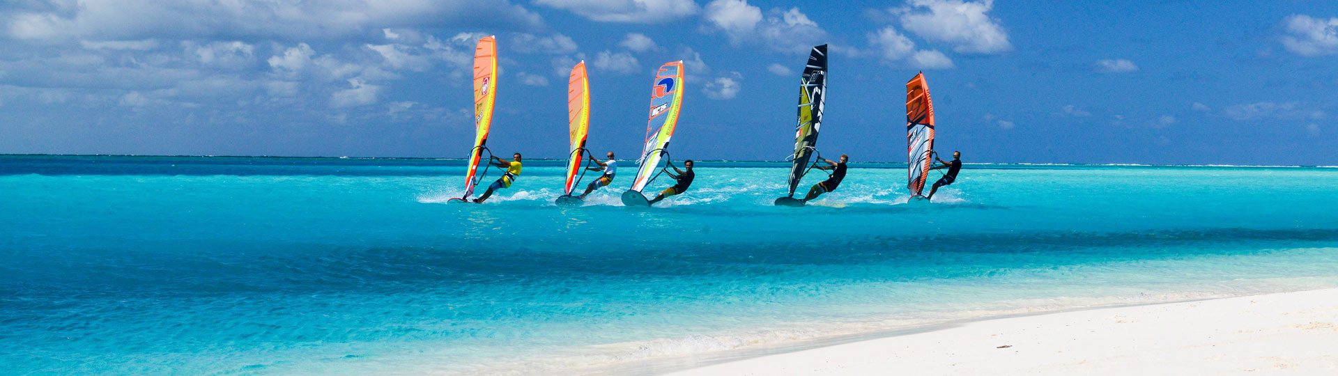 Water sports in New Caledonia